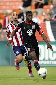 Brandon McDonald MLS DC United