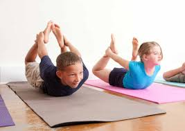 Fun Workout Kids Yoga