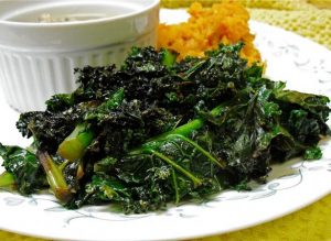 Kale Powerful Food Source