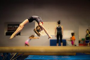 Athlete - Hope Sunseri - Gymnastics
