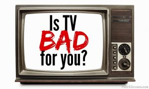TV Has a Numbing Effect On Your Brain