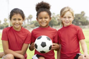 young-girls-in-soccer-team-sm-350-300x199