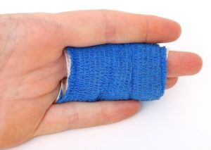 finger cast