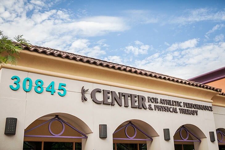 Visit our Cave Creek Physical Therapy Location